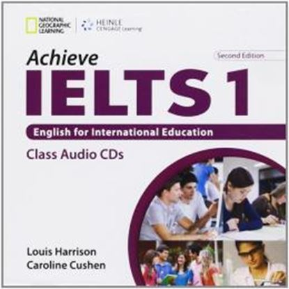 Imagem de ACHIEVE IELTS 1 - CLASSROOM AUDIO CD - 2ND ED